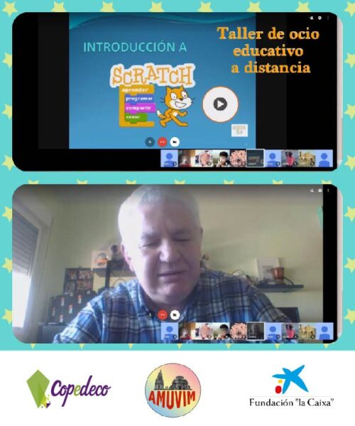 Taller de Ocio Educativo a distancia